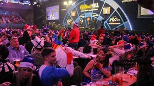 Teilnehmer Darts-WM 2018