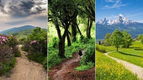 Tipps II: Wanderrouten international