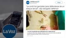 Argentinien: Liebhaber mit Gartenschere kastriert. War die Tat geplant?
