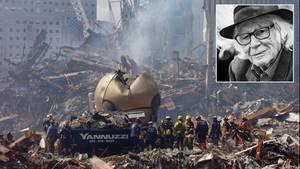 Fritz Koenig und seine Skulptur die Sphäre auf dem Ground Zero - Was wird aus dem Erde des Ausnahme-Bildhauers?