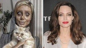 Sahar Tabar aus dem Iran wollte aussehen wie Angelina Jolie