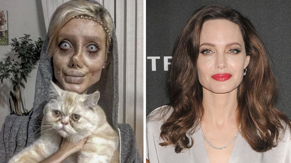 Angelina joli xxx video