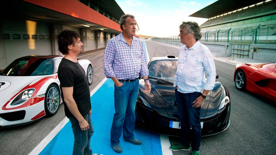 The Grand Tour Clarkson