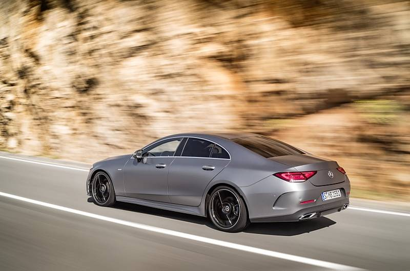 Mercedes Cls 2018 Zur 252 Ck Auf Los Stern De