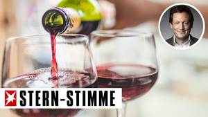 Eckart von Hirschhausen versteht eigentlich nichts von Weinen - hat aber eine Technik entwickelt, damit das nicht auffällt