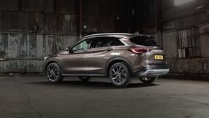 Infiniti QX 50 - neue Konkurrenz für BMW X3 und Audi Q5