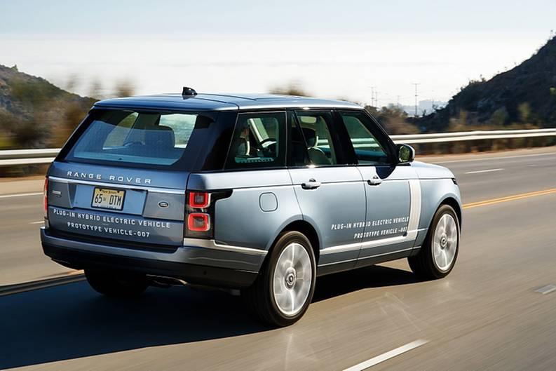 Range Rover P400e Plug-In-Hybrid - kostet mindestens 120.400 Euro
