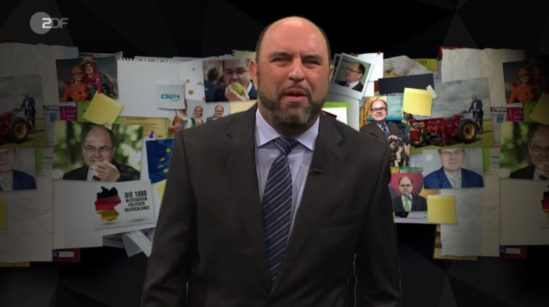 "Serdar Somuncu in der ""Heute Show"": Heikler Cocktail für Agrarminister Christian Schmidt"