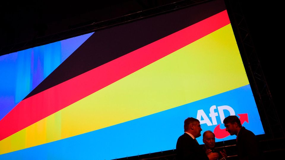 Die AfD hat dazugelernt: Streitigkeiten werden nun im Hinterzimmer ausgetragen
