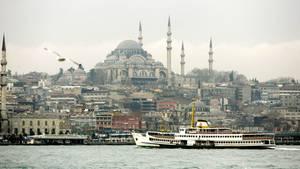 Türkei. In Istanbul ist eine junge Russin unter rätselhaften Umständen ums Leben gekommen