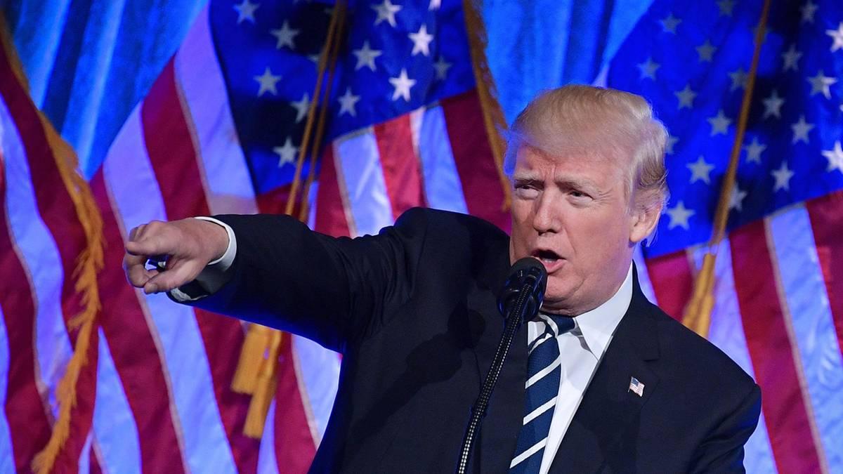 US-Steuerreform: Wie Donald Trump vor allem Reiche glücklich macht - und somit seine Macht zementiert