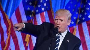 Wie Donald Trump reiche Spender glücklich macht - und somit seine Macht zementiert