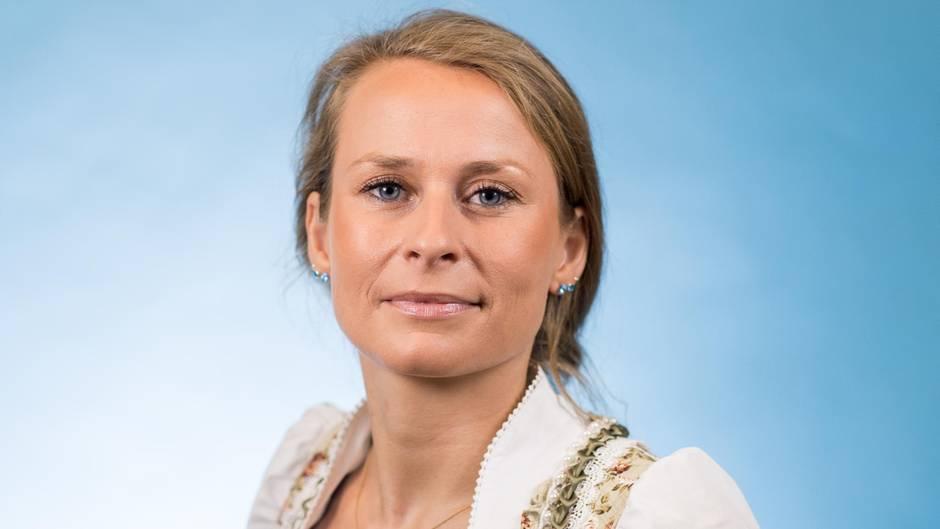 Machte mit einem Sexismus-Konter von sich reden: die AfD-Bundestagsabgeordnete Corinna Miazga (Archivbild)