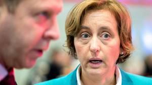 Beatrix von Storch auf dem AfD-Parteitag in Hannover