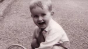Robert Weston auf einem Bild, das er von sich auf Facebook gepostet hat - um nach seiner Familie zu suchen.