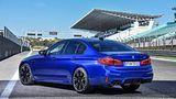 BMW M5 - schnell und präzise auf der Rennstrecke