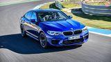 BMW M5 - die Höchstgeschwindigkeit liegt bei 305 km/h
