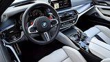 BMW M5 - exzellente Sportsitze