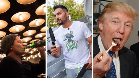 Gastrozoff des Jahres: Til Schweiger, Attila Hildmann und Trump – darüber wurde in der Gastronomie gestritten