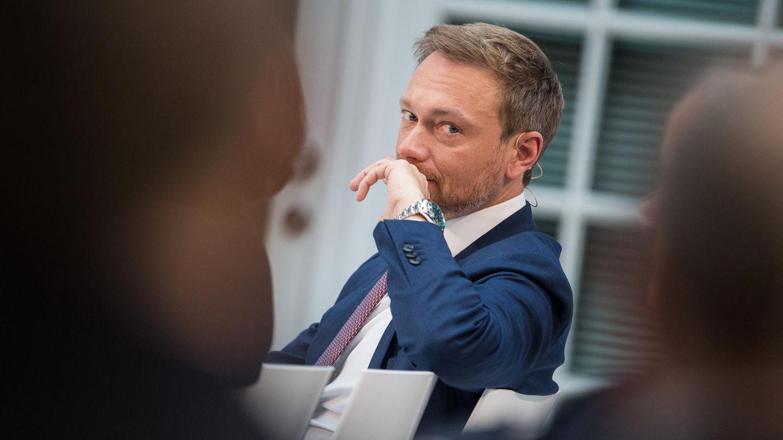 FDP: Christian Lindner