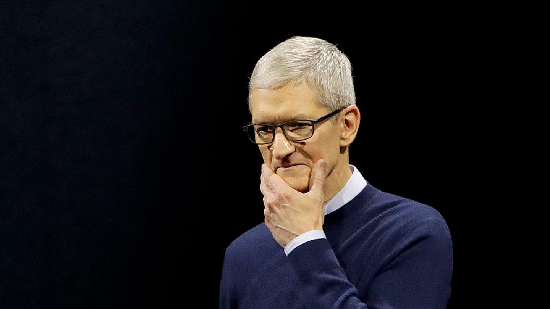Tim Cook Apple Patzer iPhone