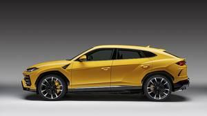 Das Lamborghini SUV ist 5,11 Meter lang