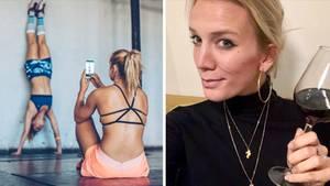Unsere Autorin Maren Aline Merken kann mit Sport nicht viel anfangen