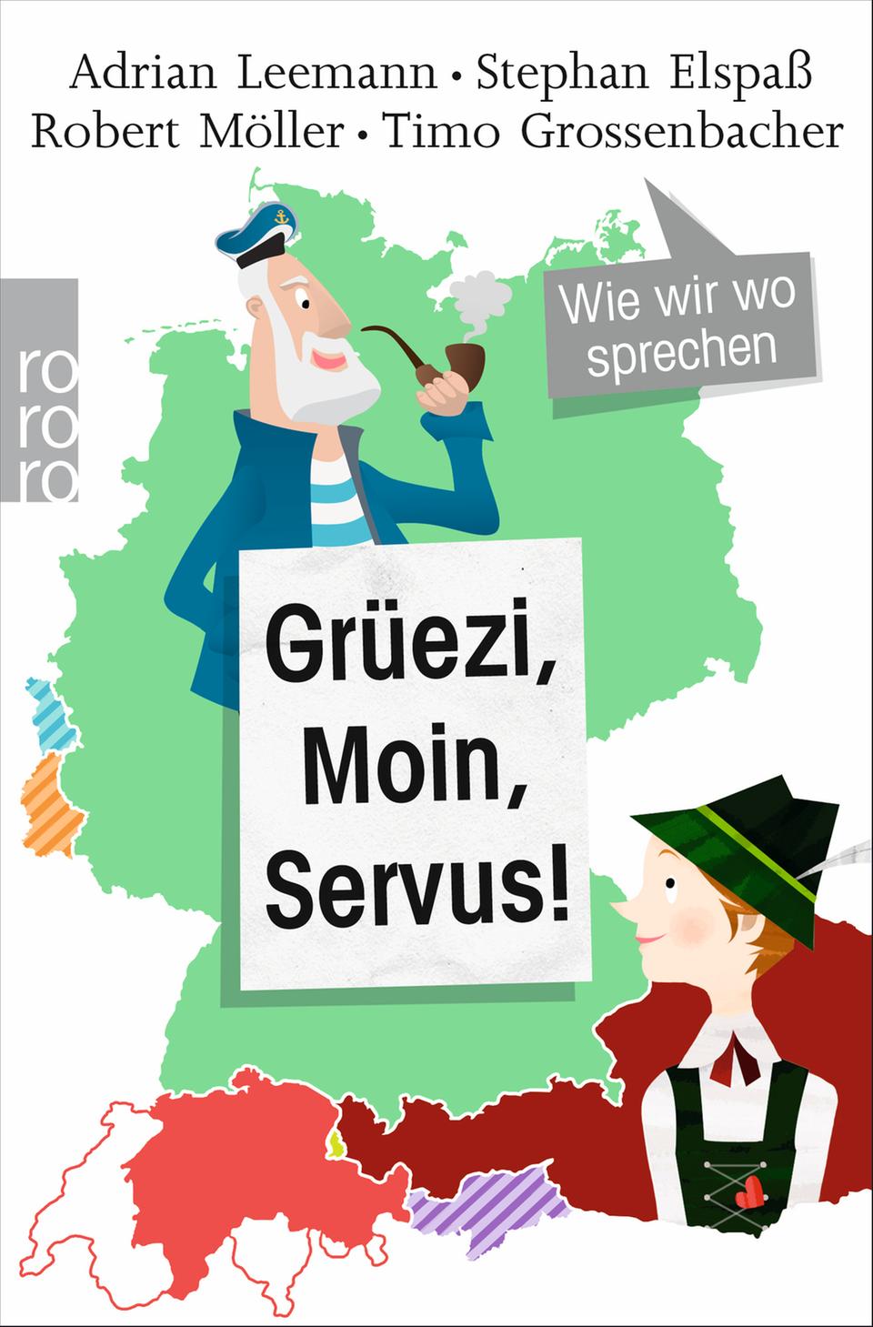 Moin Grüezi Servus