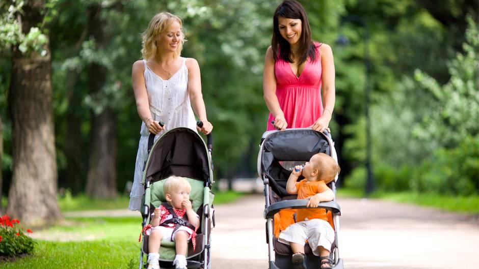 "Frisch gebackene Mutter: ""Liebe Freundinnen, werdet endlich schwanger"""