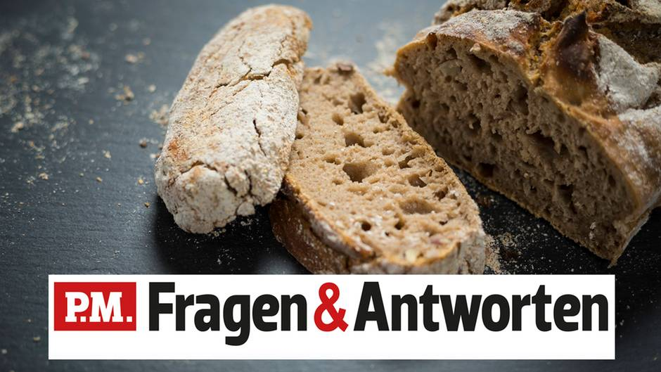 Es Ist Nicht Gluten Warum Vertragen So Viele Leute Kein Brot Mehr