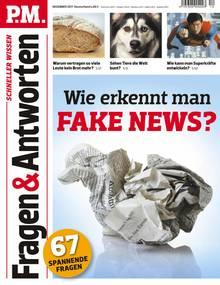 P.M. Fragen & Antworten Cover Dezember 2017