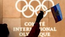 Russlands Sportler bei den Olympischen Spielen unter neutraler Flagge