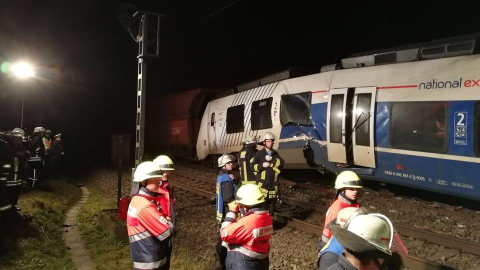 Zugunglück NRW