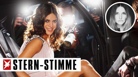 stern-Stimme Maries Modelcheck: Der Laufsteg als Heiratsmarkt