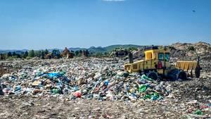 Bitcoin Müllhalde