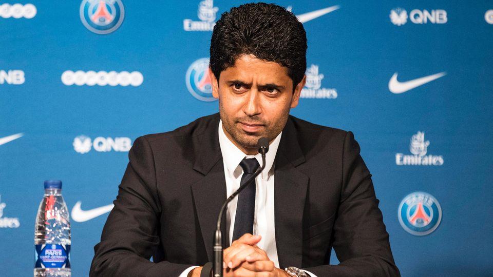 Paris SG Nasser Al Khelaifi