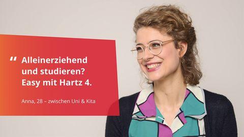 """Werbung für den Sozialstaat: """"Happy mit Hartz"""" - wer steckt hinter der schrägen Kampagne?"""