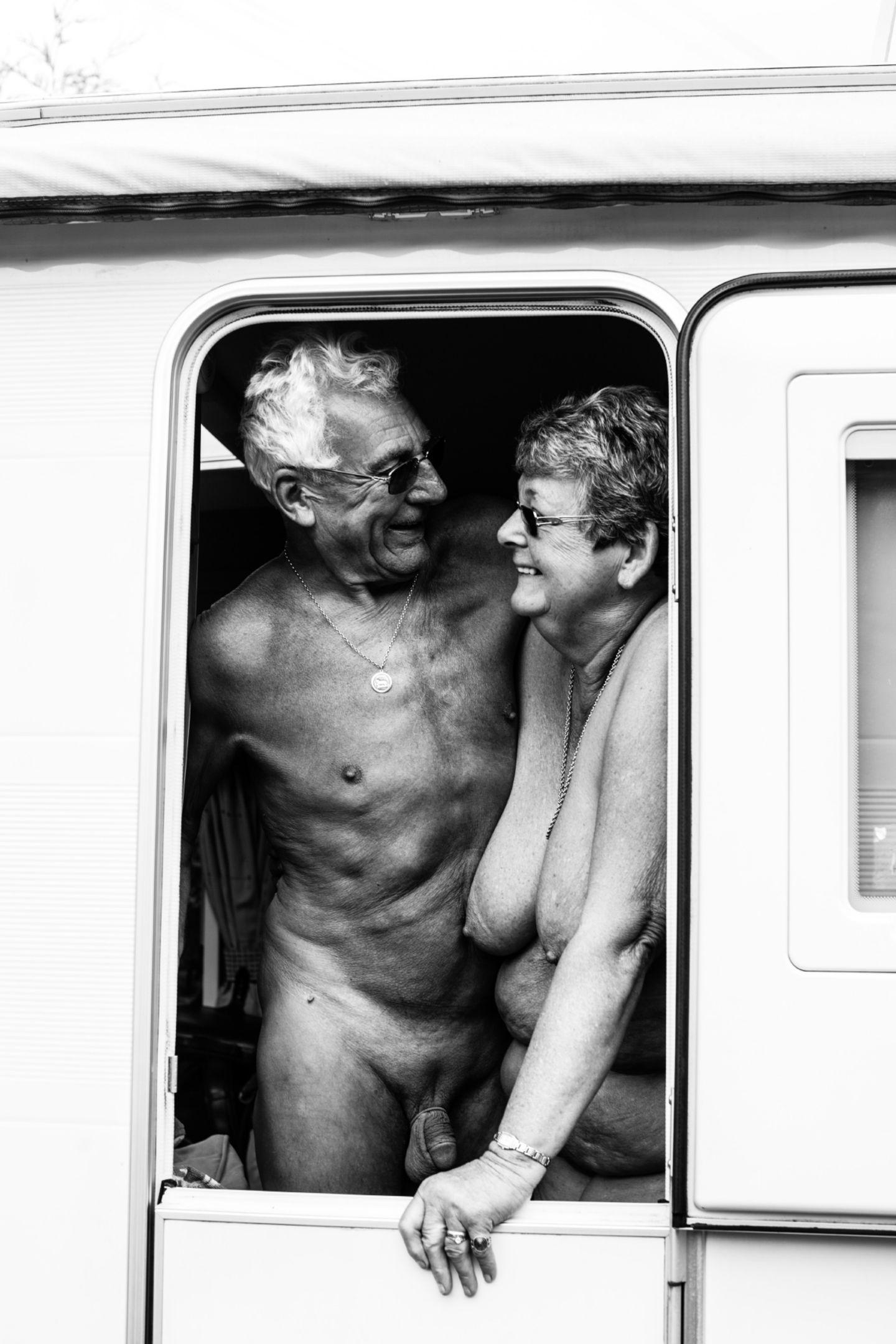 britische modelle nackt
