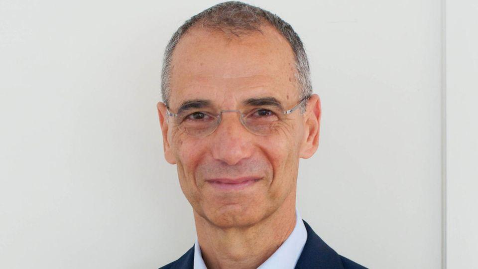 Historiker und Publizist Prof. Michael Wolffsohn