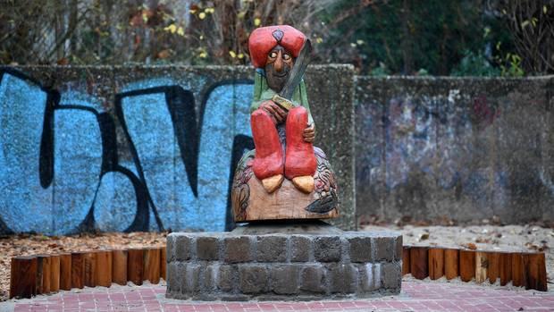 Berlin Ali Baba Spielplatz