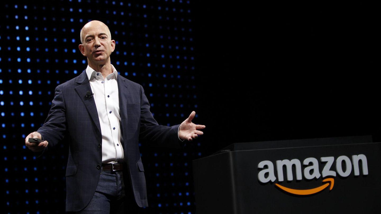 Jeff Bezos, Chef von Amazon