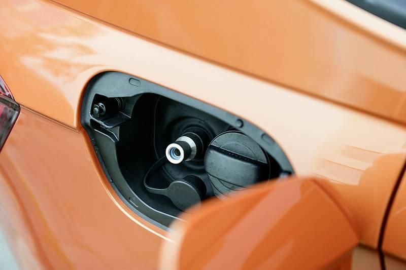 Die meisten CNG-Fahrzeuge sind bivalent unterwegs