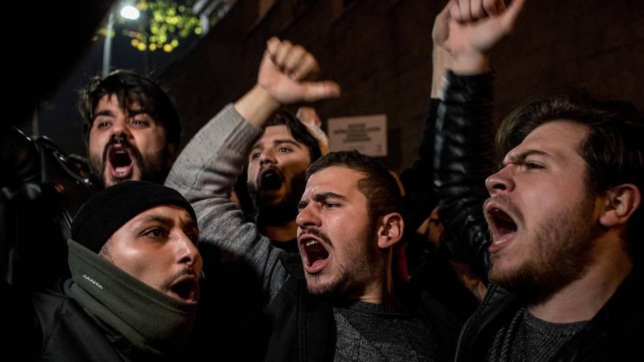 Nach der Jerusalem-Entscheidung von Donald Trump ist die Entrüstung in muslimisch geprägten Ländern groß.