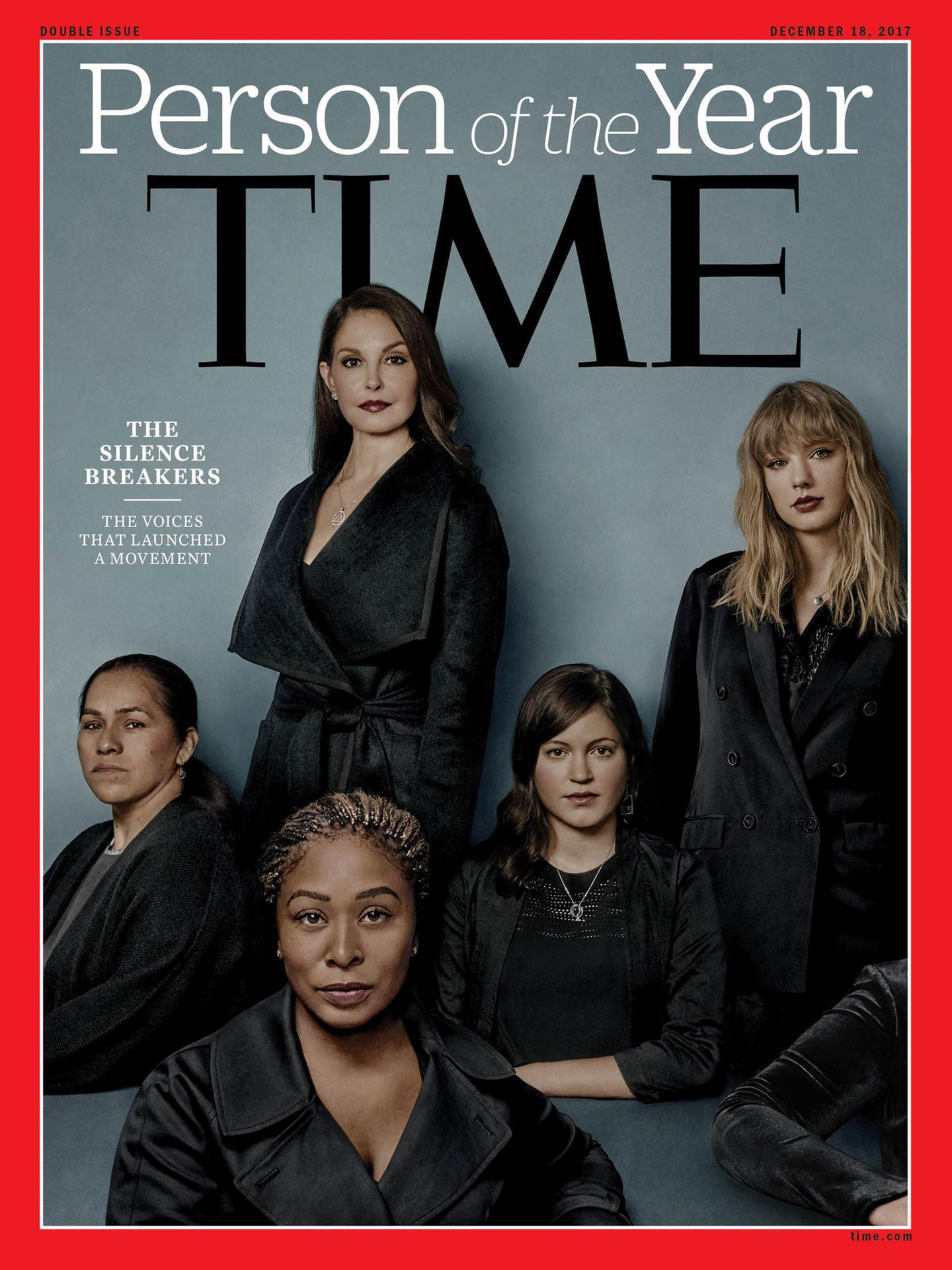 Time Magazin Cover : Person of the Year 2017, #MeToo