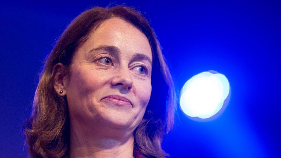 SPD Bundesfamilienministerin Katarina Barley