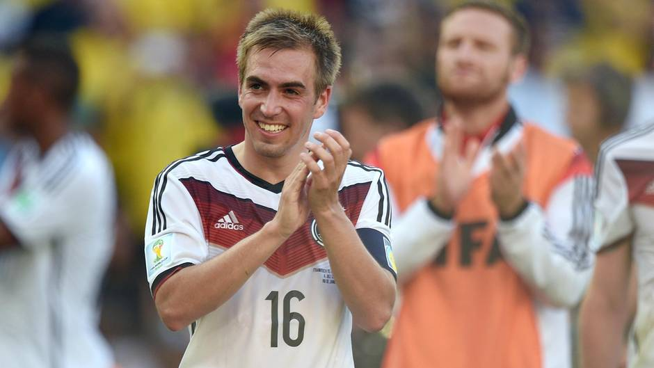 Lahm soll Ehrenspielführer der Nationalmannschaft werden AKTUALISIERT