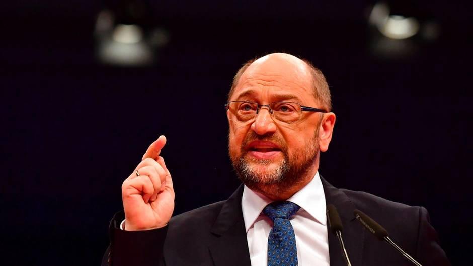 Martin Schulz SPD Europa