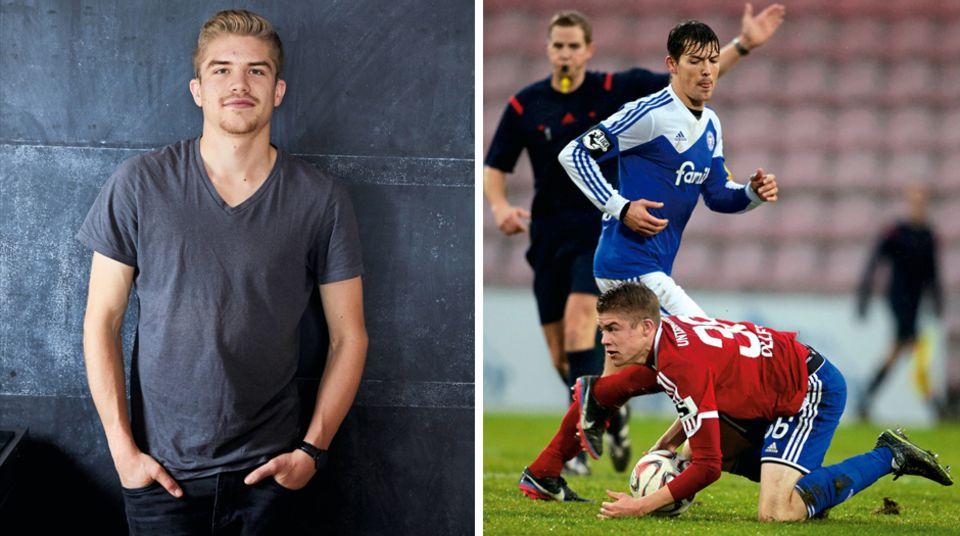 Simon Ollert ist Deutschlands erster tauber Fußballprofi