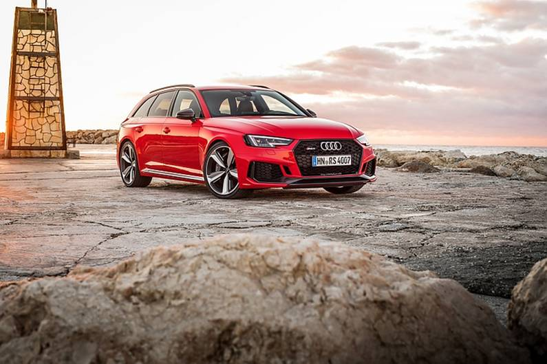Audi RS4 Avant - der ideale Familiensportler
