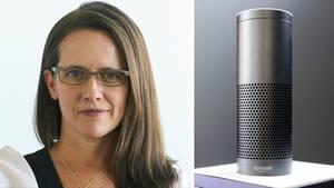 Toni Reid ist bei Amazon für Alexas Persönlichkeit verantwortlich